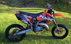 ktm 125 exc 125 cm 2006 lempäälä motorcycle nettimoto
