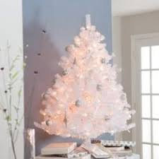 small white christmas tree just decorated whole house for holidays for 40 thanks dollar