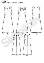 pattern a line shift dress gertie s new blog for better sewing a mod shift