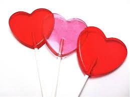heart lollipop 12 large heart lollipops lollipops wedding