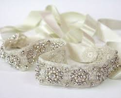 bridal sash diy beaded ribbon bridal sash wedding thingz
