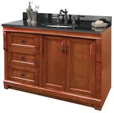 48 bathroom vanity with sink on left side www islandbjj us