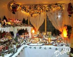 Christmas Town Decorations 302 Best Christmas Village Images On Pinterest Christmas Village