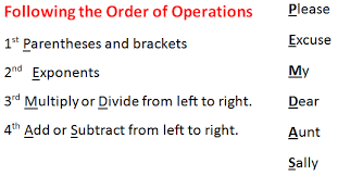 ged math help order of operation worksheets little harder