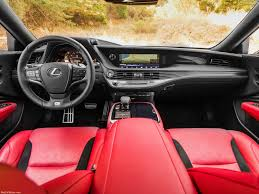 white lexus red interior lexus ls 500 f sport 2018 pictures information u0026 specs