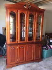 Vintage China Cabinets Vintage China Cabinet Ebay