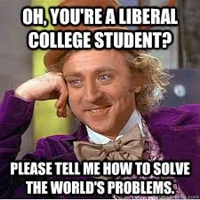 Liberal College Girl Meme - liberal college girl meme keywords and pictures