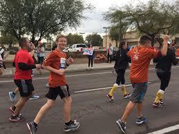 spirit halloween tempe knights spirit rocks and rolls at phoenix marathon de equitibus