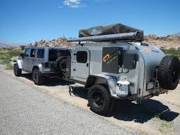 jeep hauling trailer 10 off road camping trailers perfect for your jeep camper