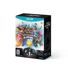 amazon wii u black friday 2017 super smash bros wii u u0027 gamecube controller bundle listed on amazon