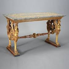 neoclassical style dolphin center or 146 best консоли images on antique furniture consoles