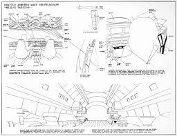 Blueprints by Star Trek Modeler U0027s Blueprints Set One