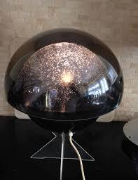 mathmos crestworth fibre optic lava lamp crestworth galaxy boxed