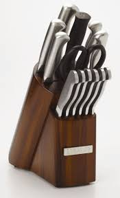 What Is The Best Set Of Kitchen Knives Best 25 Knife Block Set Ideas On Pinterest Knife Block