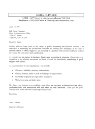 elegant samples of cover letters for administrative positions 27