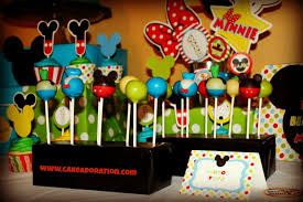 mickey mouse clubhouse cake pops 28 images colorful mickey