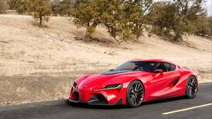 Ft 1 Toyota Price Toyota Ft 1 Concept Is 2016 Model Supra Youtube