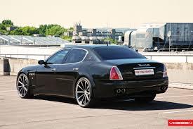matte maserati quattroporte classy vossen wheels enrich black maserati quattroporte u2014 carid
