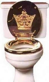 Enchanting Gold Plated Toilet Seat s Best inspiration home