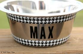 easy diy personalized bowls