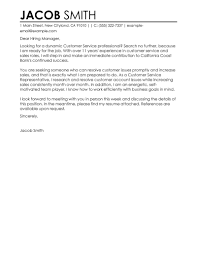 Example Of Email With Resume Attached by Cover Letter For Customer Service Sample Uxhandy Com