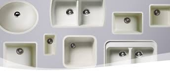 lg hi macs sinks kitchen sink options vindak