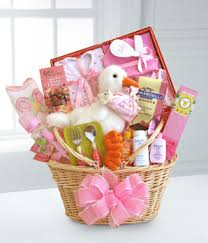 delivery gift baskets special stork delivery baby girl basket at from you flowers