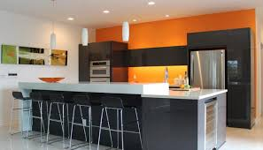 paint colors for kitchens with dark cabinets new el home exitallergy