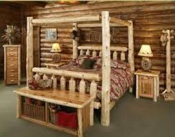 Cabin Bedroom Furniture Log Cabin Bedroom Furniture Rustic Bedroom Furniture