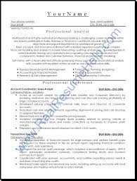 Successful Resume Format Resume Samples For Professionals Why This Is An Excellent Resume
