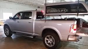 Ford Raptor Truck Topper - topper removal for topperezlift youtube