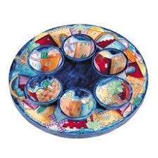 pesach seder plate seder plates for sale