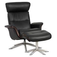 reclining back chair with ottoman space 55 55 high back chair and ottoman set smart furniture