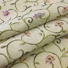 online get cheap upholstery fabric floral aliexpress com