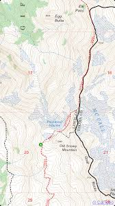 How To Read A Topographic Map Glacier Peak Studios Blog