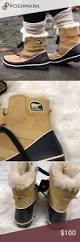Sorel Tivoli Rugged Canvas Boots Sorel Tivoli High Ii Boots Boots Boots Pinterest Sorel