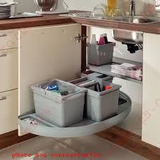 meuble de cuisine d angle poubelle meuble d angle achat vente de gestion des chets pour evier