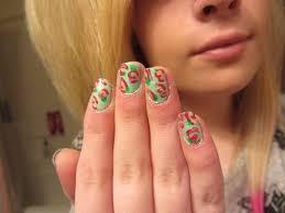 nail art at home easyartnailsart easy nail art designs to do at