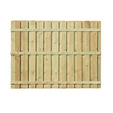 home depot black friday fencing signature development 6 ft h x 6 ft w western red cedar solid