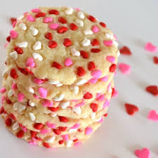 valentines day cookies easy s day cookies stop lookin get cookin