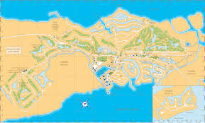 Map Florida Keys by Ocean Reef Club Key Largo Map Directions