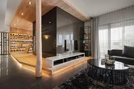 Stylish OpenPlan Apartment In Taipei Showcasing Futuristic Design - Design ideas for apartments