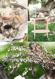 Backyard Tea Party - stunning tea party engagement ramon lorena the pink bride