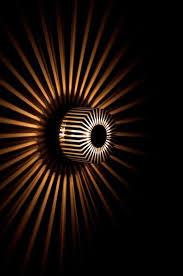 pattern wall lights applique dessin moderne le murale luminaire le de corridor