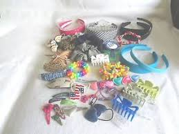 90s hair accessories big 40 mixed lot of hair accessories from mid 90s and early