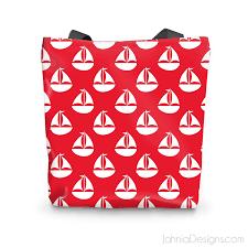 nautical tote nautical tote bag jahnia designs
