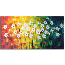 compare prices on spring oil painting online shopping buy low