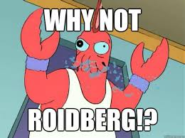 Why Not Meme - image 177565 futurama zoidberg why not zoidberg know your meme
