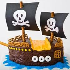 pirate ship birthday cake design parenting
