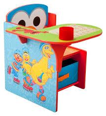 Kid Desk Chair Delta Children Sesame Desk Chair With Storage